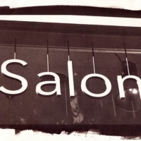 Vandyke brown Salon