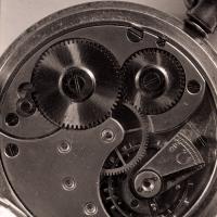 Carbon print Watchcog