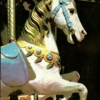 Gum bichromate Paris Horse