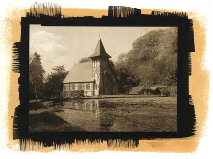 Gum-over-cyanotype-John-Brewer-Church