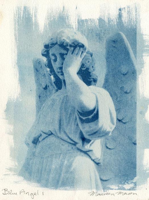 Maureen-Maron-Blue-Angel-1-Cyanotype