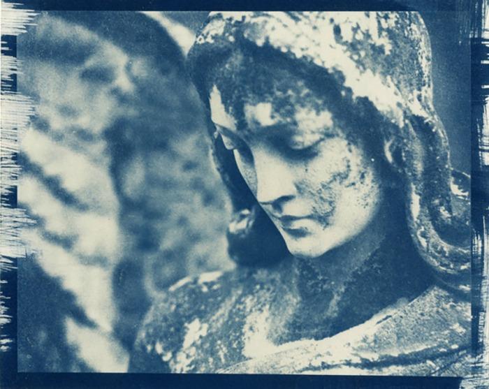 Maureen-Maron-Blue-Angel-2-Cyanotype