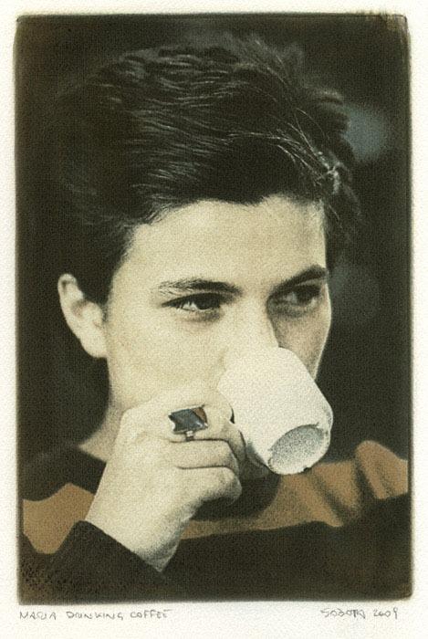 Tom-Sobota-Maria-Drinking-Coffee