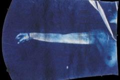 Cyanotype Shirt sleeve 6