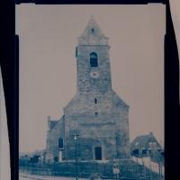 Cyanotype-church