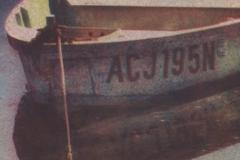 Gum bichromate Old Boat