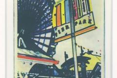 Photogravure Chicago Pier Park