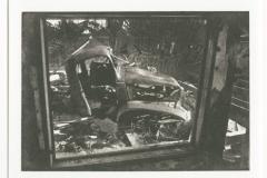 Photogravure Junk Car