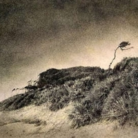 Bromoil Storm on jekyll island