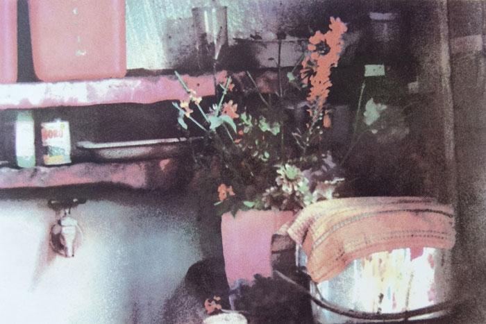 Temperaprint Kerry Gantt Present Past