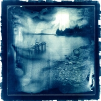Cyanotype Spry Harbour