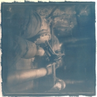 Cyanotype Steam Valve