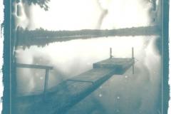 Cyanotype Long Lake