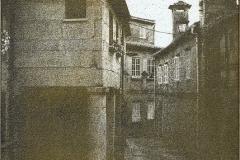 Gumoil Street in Pontevedra