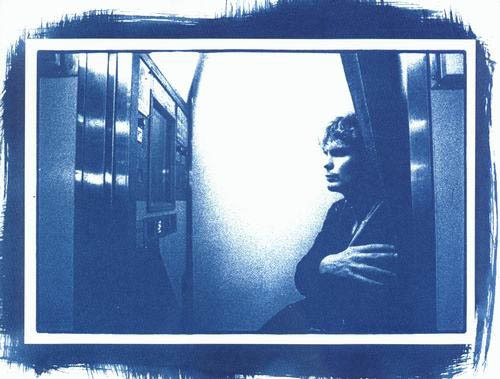Cyanotype-Fred-in-a-Photobooth