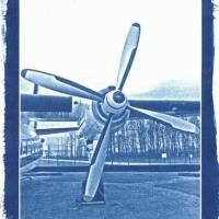 Cyanotype-Fokker-F27