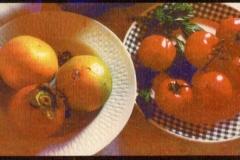 Gum and cyanotype Fruit