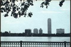 Gum bichromate Boston waterfront 1984