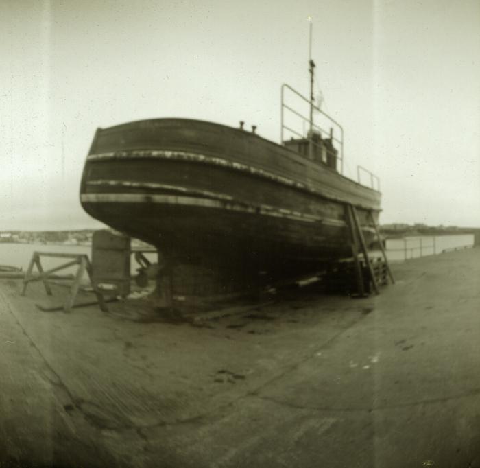 Coffeecan Pinhole camera, Boats