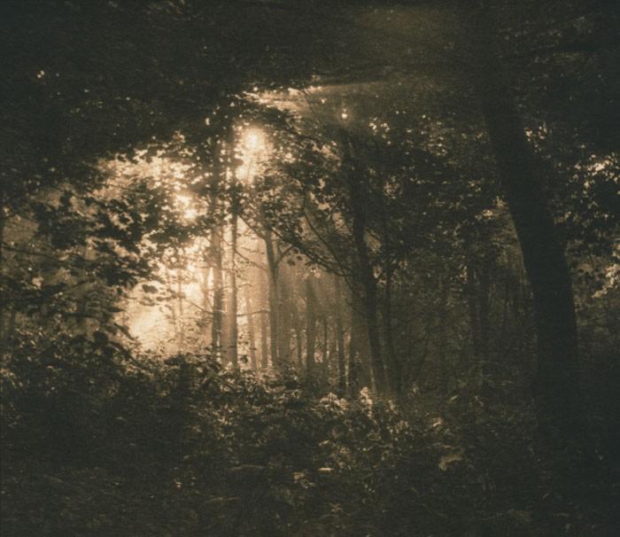 Lith-print-Corstorphine-Hill-Sunrise