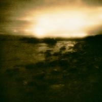 Lith print Sunrise on Titan