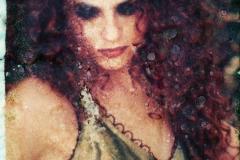 Polaroid image transfer Sandra 5