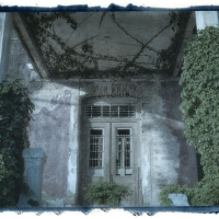 Cyanotype Abandoned