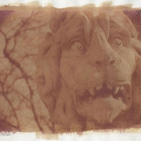 Anthotype The-Lion-Statue