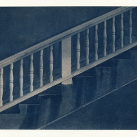 Cyanotype The-Forgotten-Stairway
