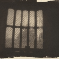 Salt print The-Latticed-Window