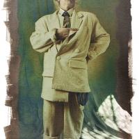 Vandyke brown Monsieur-Jourdain