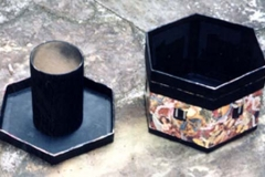Hexcamera 2 pinhole camera