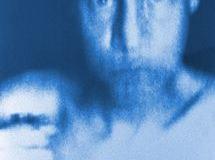 Cyanotype Portret 6