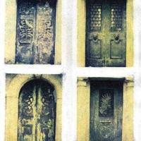 Polaroid transfer Portals