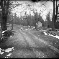 Dry plate Old Rural