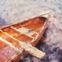 Polaroid SX-70 Canoe