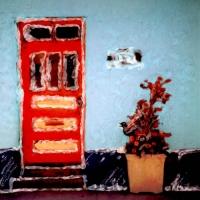 Polaroid SX-70 Tucson house