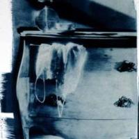 Cyanotype Dresser