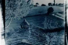 Cyanotype Italy view