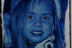Cyanotype Untitled 7