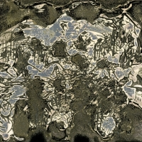 Chemigram Desert Skecth Capitol Reef 4
