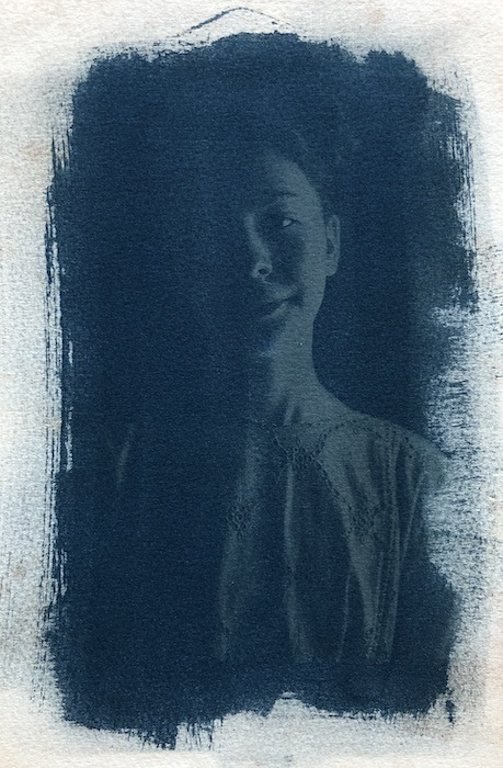 Cyanotype-Dia