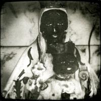 Photopolymer gravure Madonna Negra