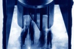 Cyanotype Untitled 33