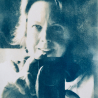 Cyanotype-Selfie