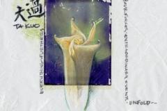Polaroid image transfer Critical mass ta kuo