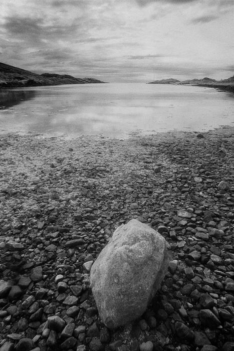 Rock, Norwegian Coast