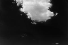Lone Cloud, Doñana National Park, Spain