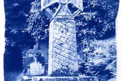 Cyanotype Memorial