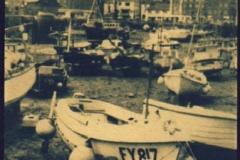 Cyanotype Mevagissey